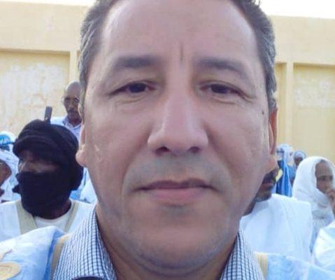 سيدي محمد طالبنا جيوفيزيائي مقيم في فرنسا